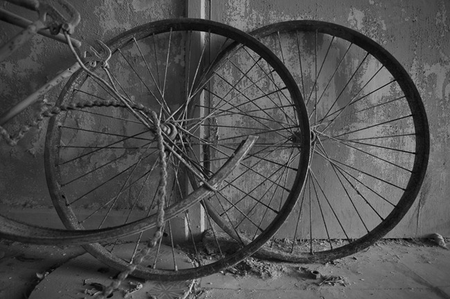 Bike wheels in Tarif