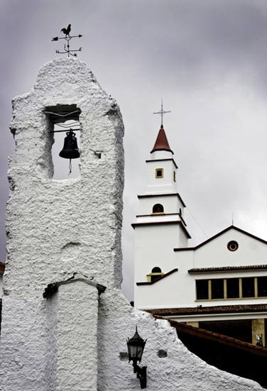 Bogota Churches