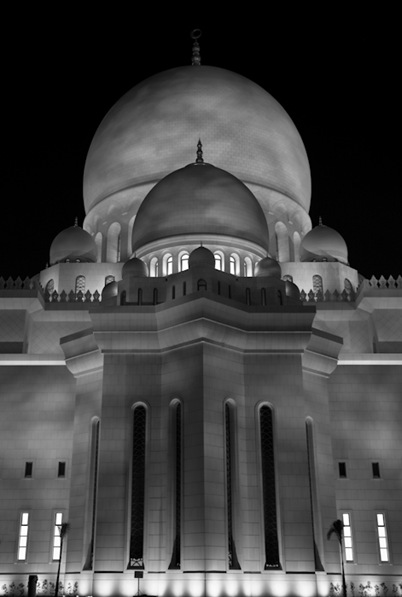 Grand Mosque at Night  (9 of 22)