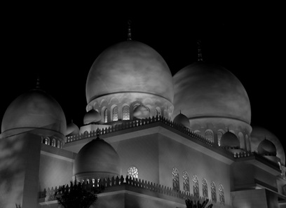 Grand Mosque at Night  (18 of 22)