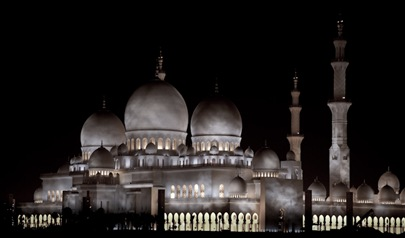 Grand Mosque at Night  (3 of 22)