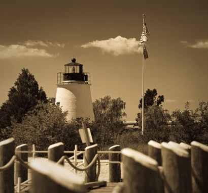 Piney Point Light