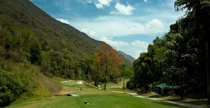 Izcaragua Golf Club Venezuela 6th hole