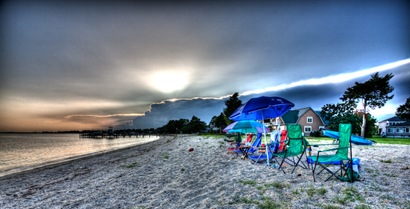 Piney Point Beach