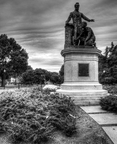 Immancipation Statue Lincoln Park