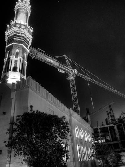 Mosque Crain