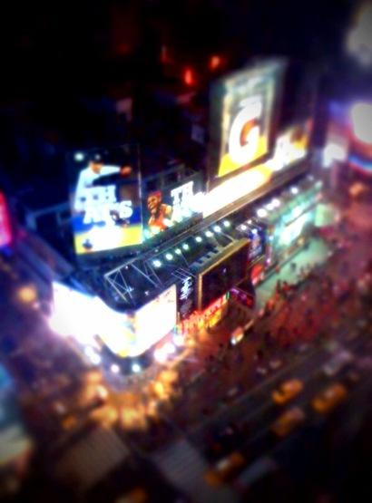 Times Square TS