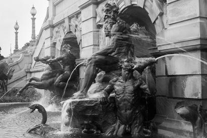Library of Congress Fountain