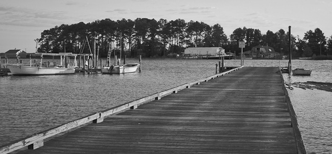 Saint George's Island Crab Boats-1