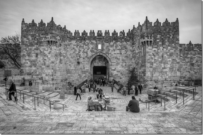 Damascus Gate - No Ghosts