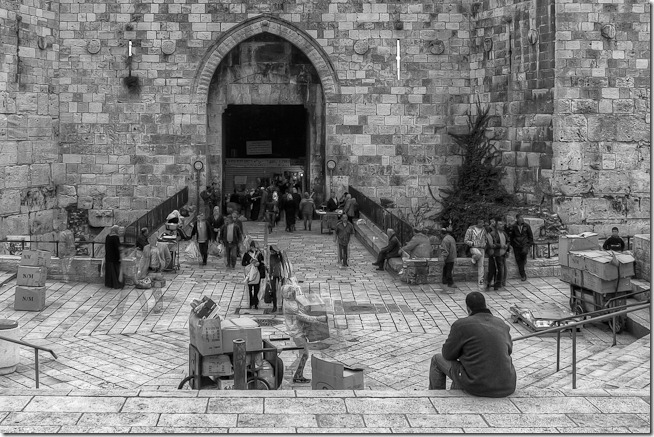 Damascus Gate - Ghosts