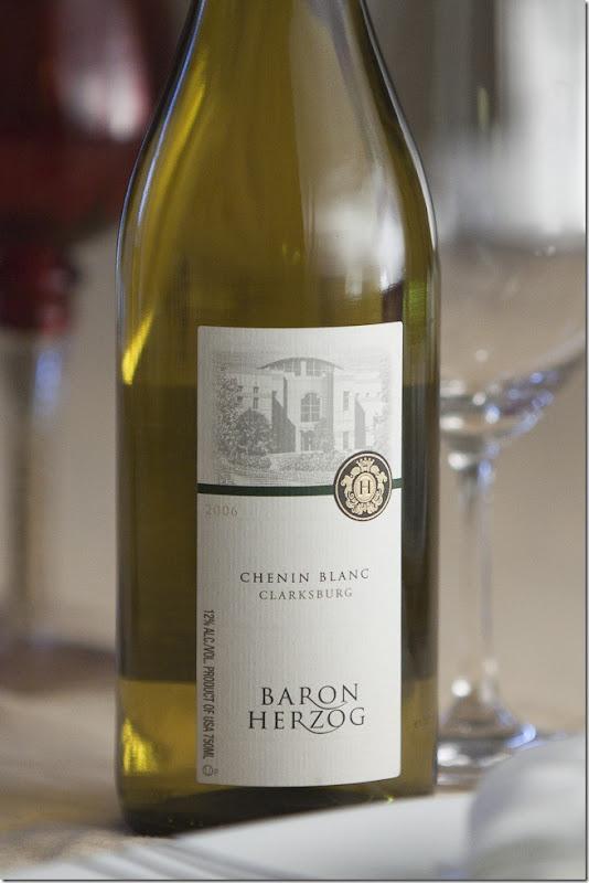 2006 Baron Herzog Chenin Blanc