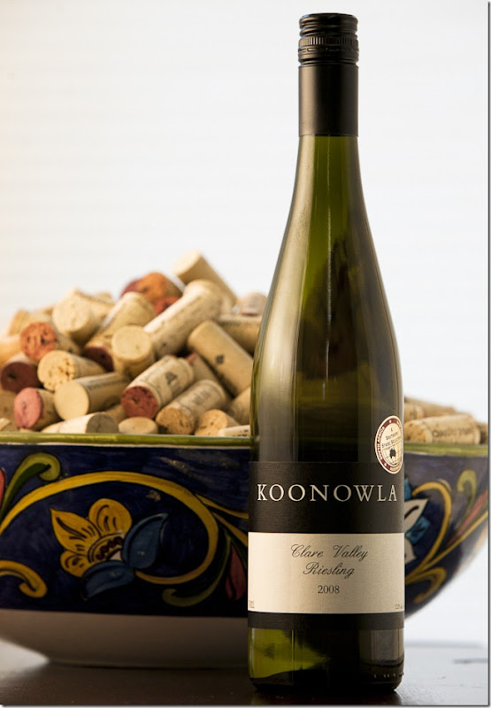 2008 Koonowla Clare Valley Riesling-2