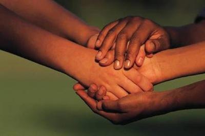 Mãos e trocas