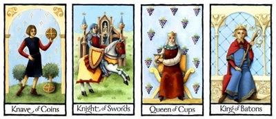 Figuras da Corte & Naipes