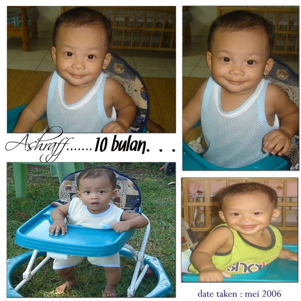 ashraff 10 bulan