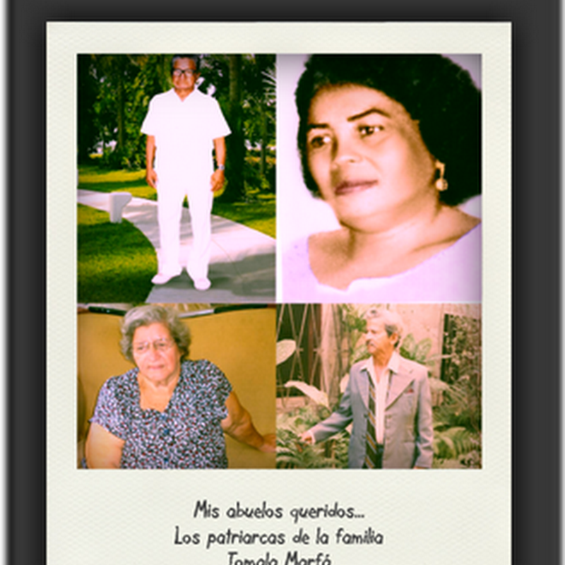Mis abuelos
