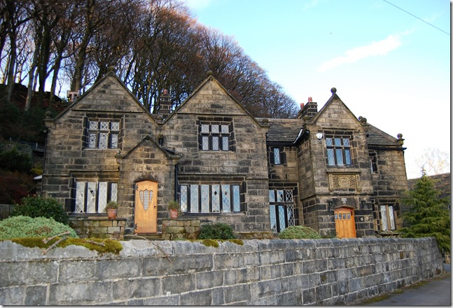 Old Cragg Hall, Cragg Vale