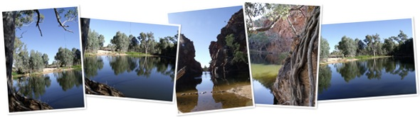 View Ellery Creek Big Hole, NT