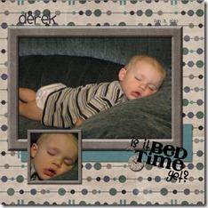 Bedtime (Julie)