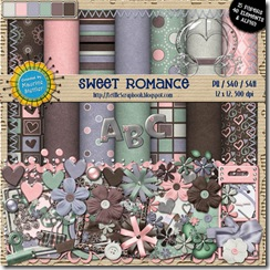 Preview for Sweet Romance - Let Me Scrapbook