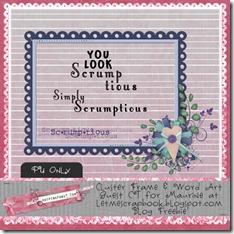 Scrumptious (Andi-2)