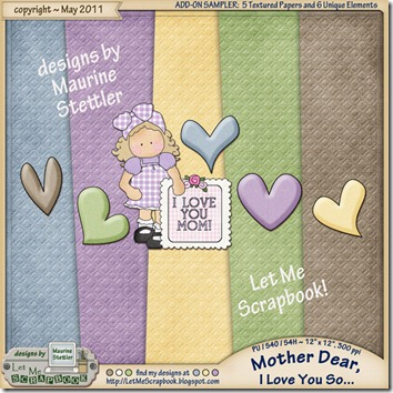 LetMeScrapbook_MotherDear_Preview-Sampler
