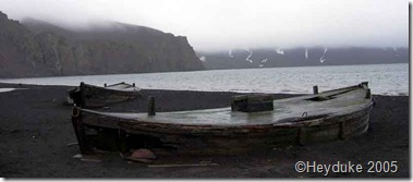 whaling station boats