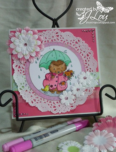 Hedgehog-Pink1