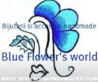 Blue Flower's world