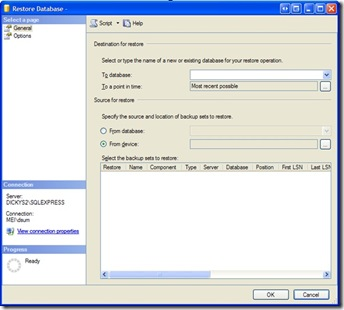 SQL Management Screenshoot2.1