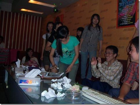 Kumpulan Foto ulang tahun teman-teman Mandarin Centre!