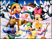 mickey mouse with family 1024x768 high quality wallpapers