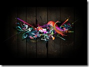 3D Art Colorful desktop Wallpaper