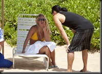 Britney Spears Bikini Candids in Hawaii 5