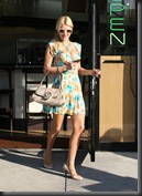 Paris Hilton Cleavage Candids in Los Angeles 9