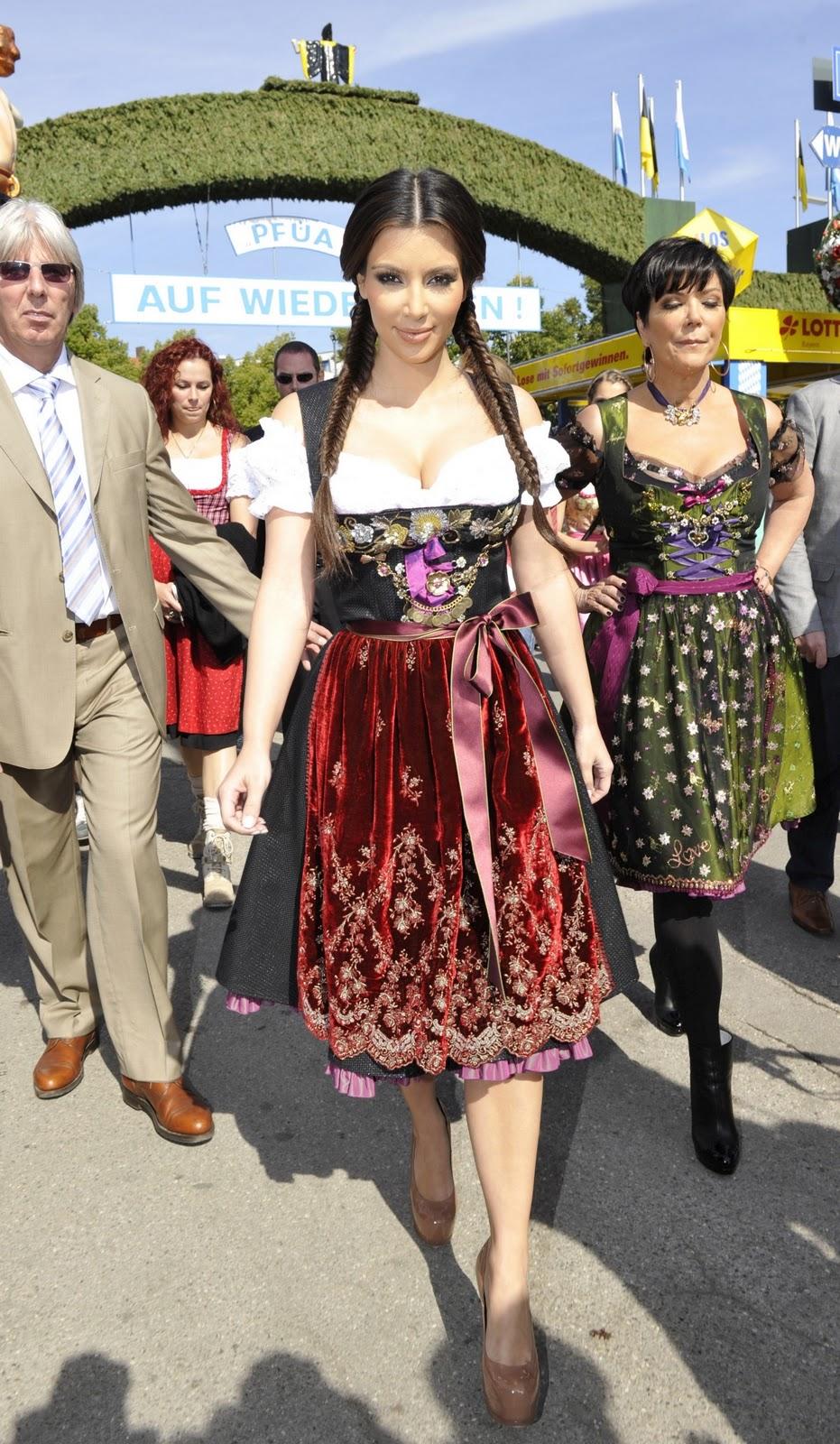 [Kim Kardashian in Munich at Oktoberfest hottest cleavage 10[3].jpg]