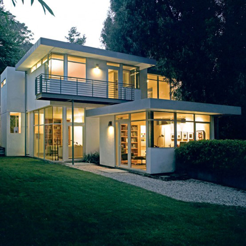 Contemporary House Plans - Contemporary Designs at Architectural