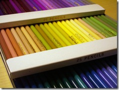 fellissimo colored pencils