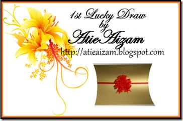 1st giveaway atieaizam banner