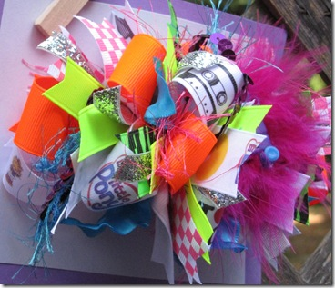 hair bows for sale and 80's 099