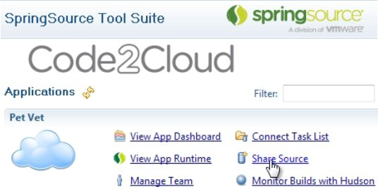 Code2Cloud Dashboard