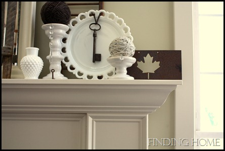 A Maple Mantel