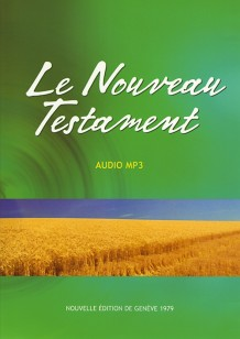 French Audio New Testament, free download