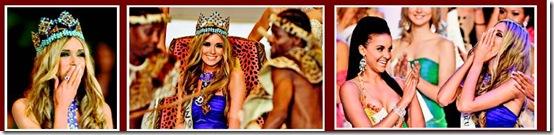 Miss Russia Ksenya Sukhinova