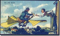 correo aereo