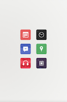 Screenshot of Peek Icon Pack