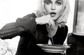 Imagen Madonna para Dolce & Gabbana