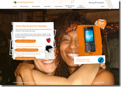 Smile Shutter Home Page