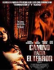 Poster de Camino Hacia el Terror